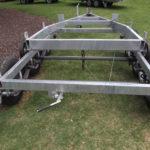 Custom built trailers & display caravans