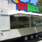 Luv juice food caravan