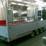 food caravans refurbishment