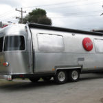 custom food caravans for Grilld